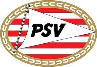 postwalldecor PSV Eindhoven FC Netherlands Soccer Football Hochwertigen Auto-Autoaufkleber 12 x 10 cm