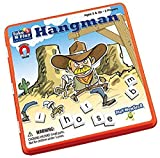 PlayMonster Take 'N' Play Anywhere - Hangman, 6.75 inches wide x 6.75 inches long