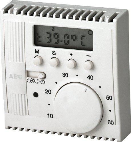 AEG 184905 FTEU 911 vloertemperatuurregelaar 10 A, 230 V, inbouw