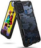 Ringke Fusion-X Design DDP Compatible with Galaxy M31 Case,
