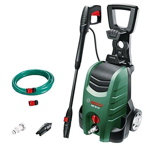 Bosch Nettoyeur haute pression AQT 3713avec accessoires de nettoyage - 06008A7200 - 1700W - 130 bars