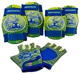 Schwinn Boy's Pad Set with Knee Elbow and Gloves