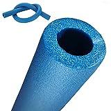 SQL 1.8M Aislamiento De Tubería, Tubo De Aislamiento Anticongelante, Tubería De Espuma 7mm Grosor,ID16mm 20mm 25mm 32mm,Protector Solar,Rojo,Azul