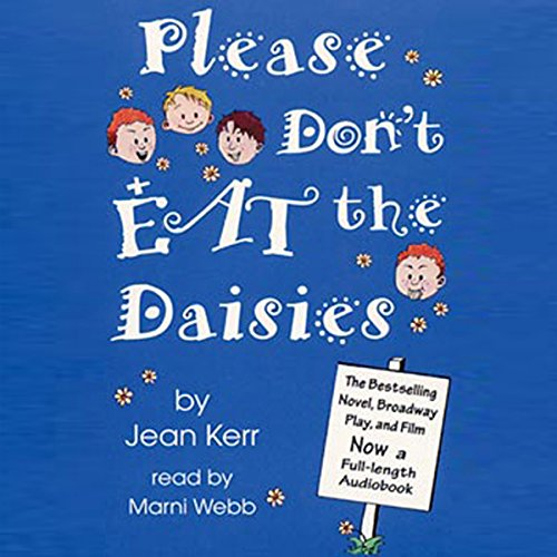 Please Don't Eat the Daisies  Audiolibri