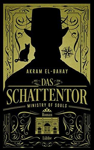 Buchseite und Rezensionen zu 'Das Schattentor' von Akram El-Bahay