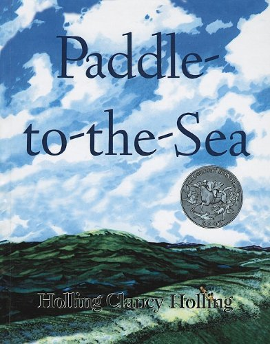 Paddle-To-The-Sea by Holling Clancy Holling (1980-02-01)