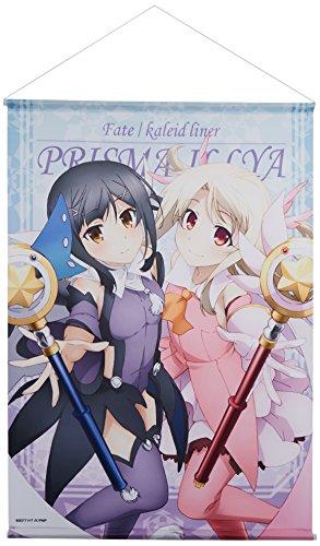 劇場版 Fate/kaleid liner プリズマ☆イリヤ 雪下の誓い 美遊 & イリヤB2タペストリー 約72.8cm×51.5cm