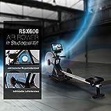 Rudergerät RX600 - 4