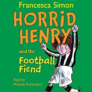 Horrid Henry and the Football Fiend cover art