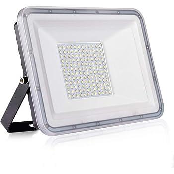 Foco LED 100W, Reflector Foco Proyector LED Súper Brillante de ...