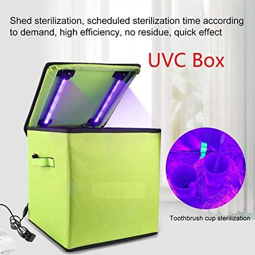 uv steriliserUV Ozon desinfectie Box LED Sterilisatie UVC Light Pakket Tent Germicide Doos Ultraviolet Sterilizer Huishoudelijke Producten