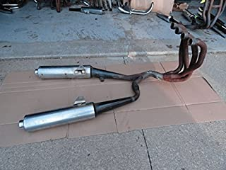 K4 90 91 92 93 Kawasaki ZX 11 1100 C ZX11 Ninja used Full Exhaust System Muffler