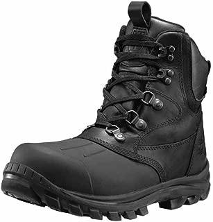 Men's Chillberg MID Shell-Toe Waterproof Boots (9) Black