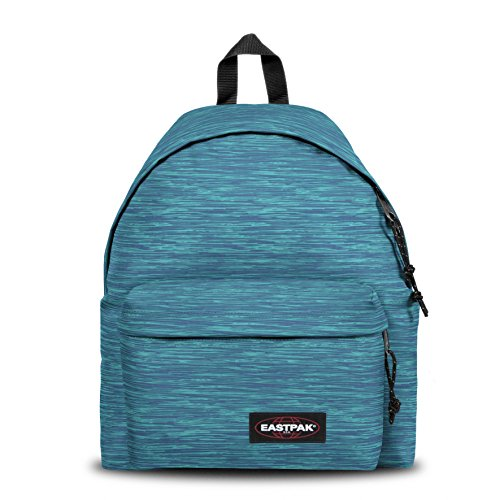 Eastpak PADDED PAK'R Zaino Casual, 40 cm, 24 liters, Multicolore (Knit Pink)