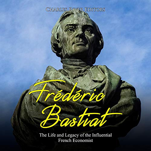 Frédéric Bastiat  By  cover art