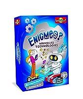 Bioviva - 200530 - Enigmes - Nouvelles Technologies