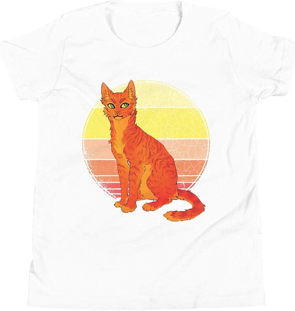 Firestar Cat Tee Shirt