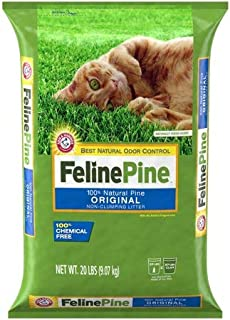Feline Pine Original Cat Litter, 20lb