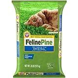 Feline Pine Original Cat Litter, 20lb (Pack 1)