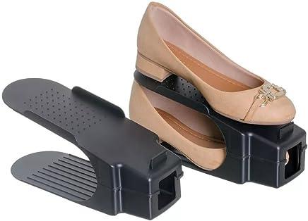 18b8cbf00 Organizador Rack Sapato 20 unidades Preto