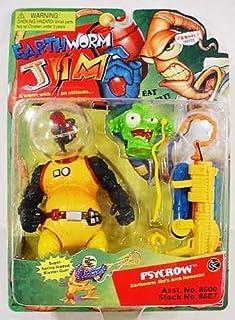 Earthworm Jim Psycrow Action Figure Set