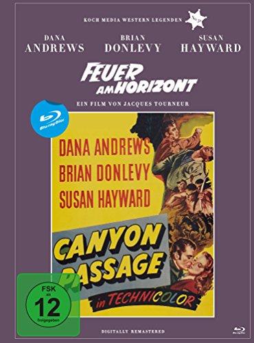 Feuer am Horizont - Edition Western Legenden Vol. 31 [Blu-ray][Digibook-Mediabook]