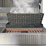 Blaze Pro Stainless Steel Smoker Steamer Insert for Professional Gas Grills - BLZ-PROSMK-STM