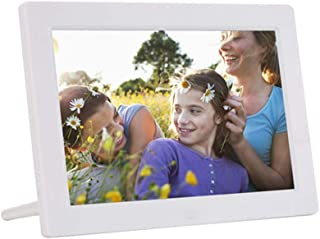 Digital Picture Frame with IPS Display 18.5 Inch Digital Picture Frame 1366768 Pixels High Resolution High Resolution LED Screen USB And SD Card Slots Aluminum Alloy Ultra-thin Narrow Side