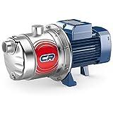 Pompa Centrifuga 0,5Hp 2CRm80N Multigirante Acciaio Inox 220V Acqua 2CR Pedrollo