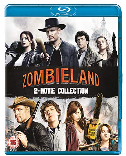 Zombieland (2009) / Zombieland 2: Double Tap - Set [Blu-ray]