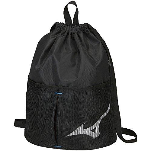 MIZUNO(ミズノ) プールバッグ 容量:11L N3JD800209 ブラック