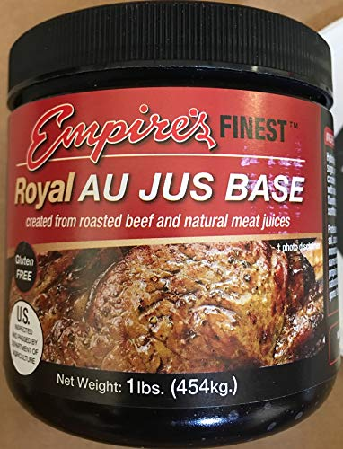 Empires Finest Royal Au Jus Base 1 Pound Canister