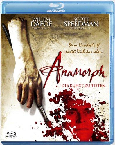 Anamorph - Die Kunst zu töten [Blu-ray]