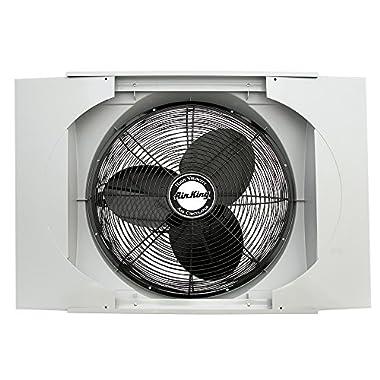 Air King 9166 20  Whole House Window Fan