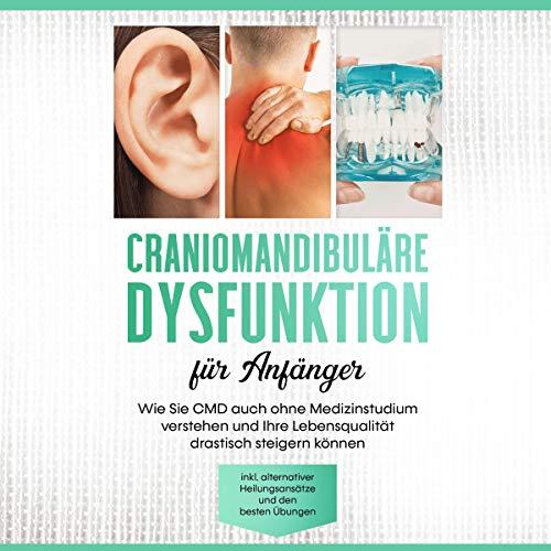 Craniomandibuläre Dysfunktion für Anfänger Titelbild