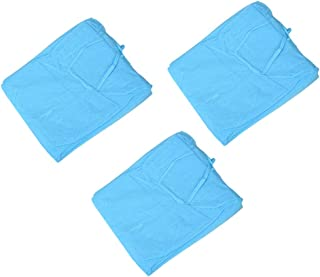 Exceart 3 Pcs Non-woven Protective Clothing Disposable Tattoo Clothing Disposable Protective Clothing for Beauty Salon Outdoor