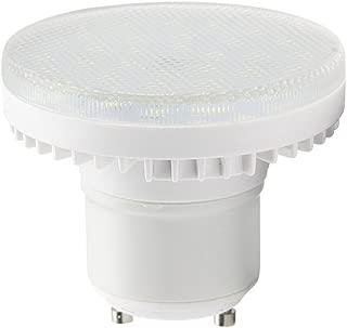 GU24 LED Bulb 7W, 60W Incandescent Equivalent 660LM,Spiral CFL Light Bulb Replacement, with Plug-in GU24 Base Squat Light Bulb,Warm White 3000K,AC 110V-265V
