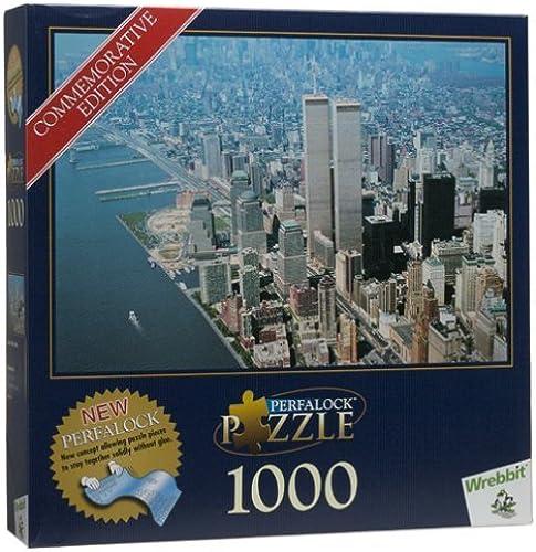 venderse como panqueques Perfalock New York Series 1000-piece Puzzle  Above New York York York City by Wrebbit  lo último