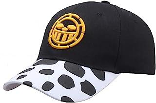 EIKOU ワンピース トラファルガー ロー 帽子 コスプレ キャップ フリーサイズ