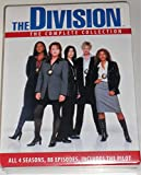 The Division:The Complete Series All 4 seasons-88 Episodes