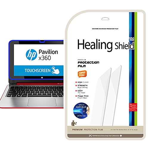 Review [Healingshield] HP Pavilion 11T-N000 X360 Eye Protection Type LCD screen protector