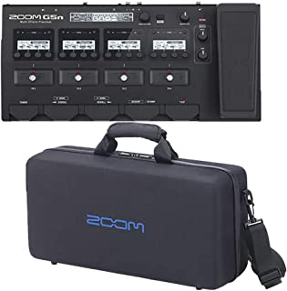 Zoom G5n Guitar Multi-Effects Processor & Zoom CBG-5N case