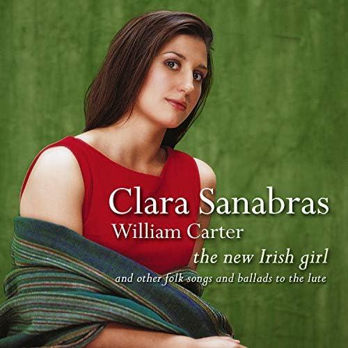Clara Sanabras & William Carter