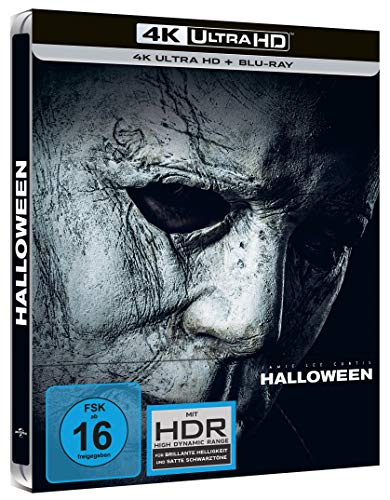Halloween - Limited Steelbook - 4K Ultra HD [Blu-ray]