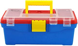 Tool Boxes Portable Home Tool Boxes for Cosmetic Accessories Tool Sets Multifunctional Tool Chests Plastic Painting Art To...