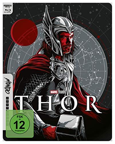 Thor - 4K UHD Mondo Steelbook Edition [Blu-ray]