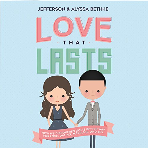 Love That Lasts audiobook cover art