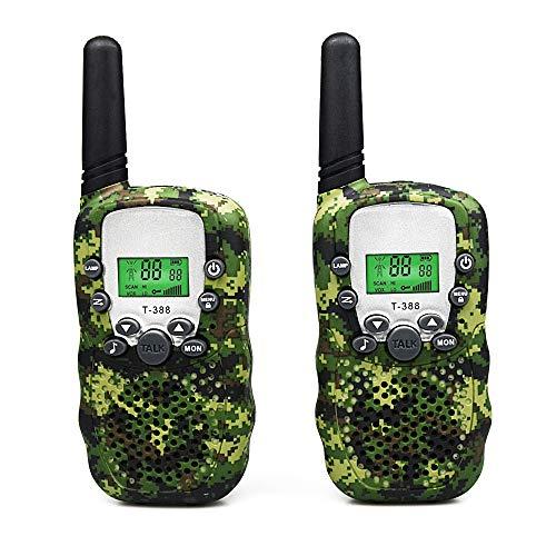 Kids Walkie Talkie Wireless...