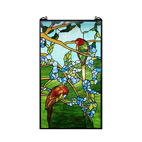 DALUXE Pared Pared lámpara de Pared Tiffany Estilo lámpara Pared lámpara de Vidrio montado en la Pared lámpara Sala de Estar Sala de Estar Sala de huéspedes