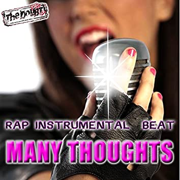 Rap Instrumental Beat: Many Thoughts